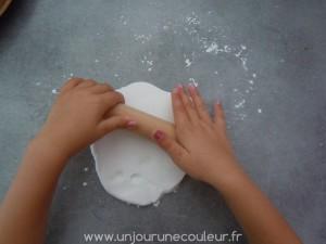 Pâte à sucre pour couvrir le gâteau