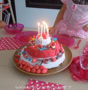 Activité pâte à sucre pour un anniversaire d'enfants