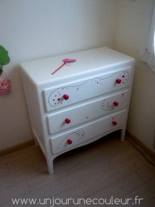 Commode de princesse