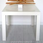 Relooking table basse Ikea LACK
