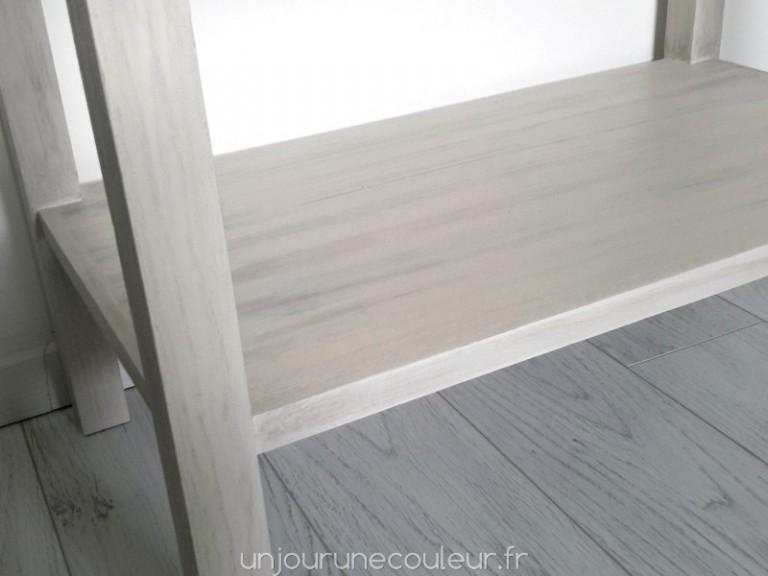 relooking de meuble peinture patinée