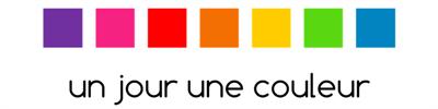 Un jour une couleur - la boutique