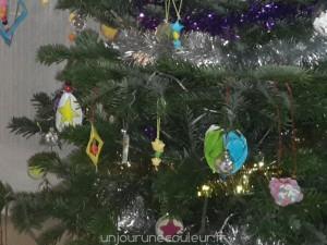 Boules de Noël à colorier