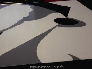 Peinture sur meuble Ikéa